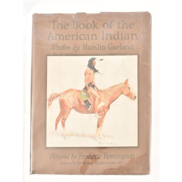 """""""The Book of the American Indian"""""""