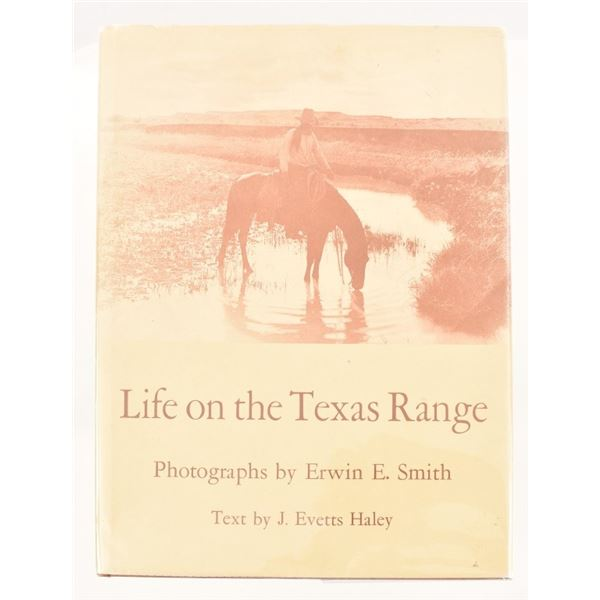 """""""Life on the Texas Range"""" by Smith/Haley"""
