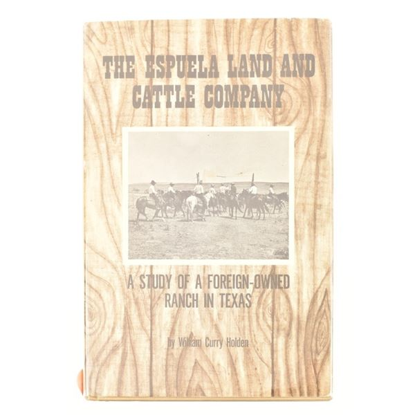 """""""The Espuela Land and Cattle Company"""""""