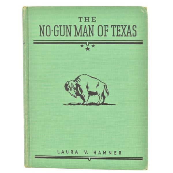 """The No-Gun Man of Texas"" by Laura V. Hamner"