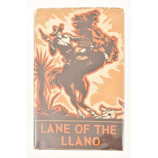 """""""Lane of the Llano"""" by Cook/Pearce"""