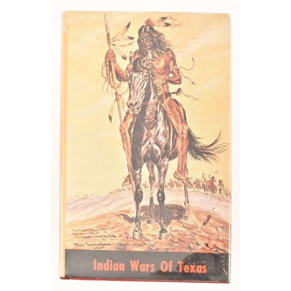 """""""Indian Wars of Texas"""" by Mildred P. Mayhall"""