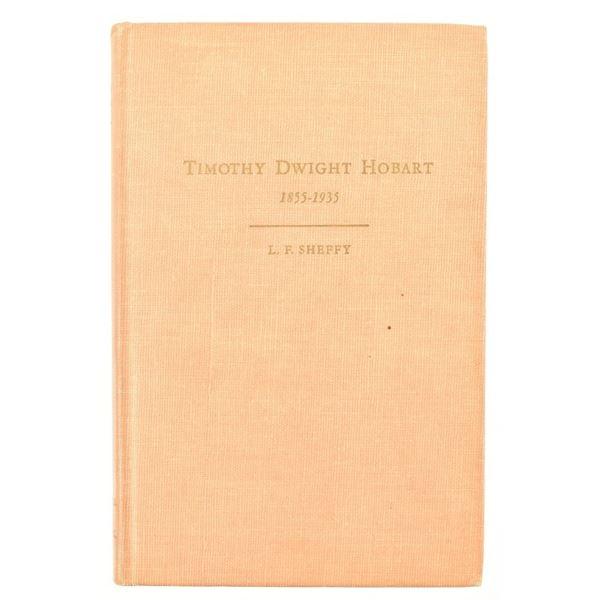 """""""Timothy Dwight Hobart"""" by L.F. Sheffy"""