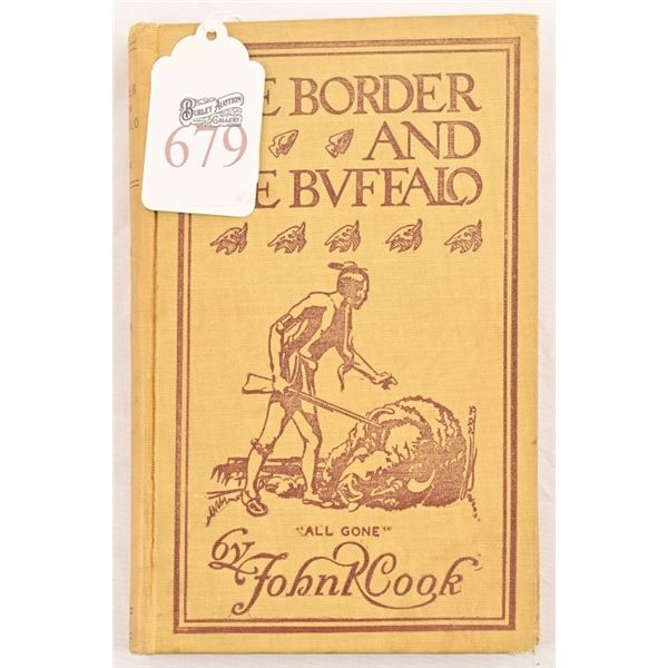 """""""The Border and The Buffalo"""", by John Cook"""