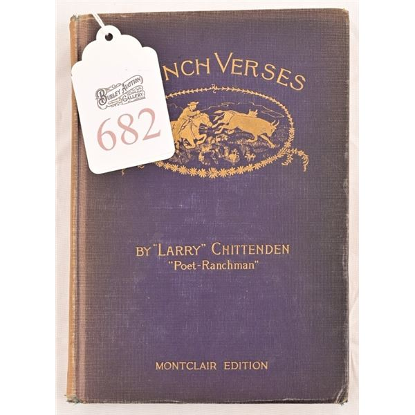 """""""Ranchers Verses"""" By Larry Chittenden"""