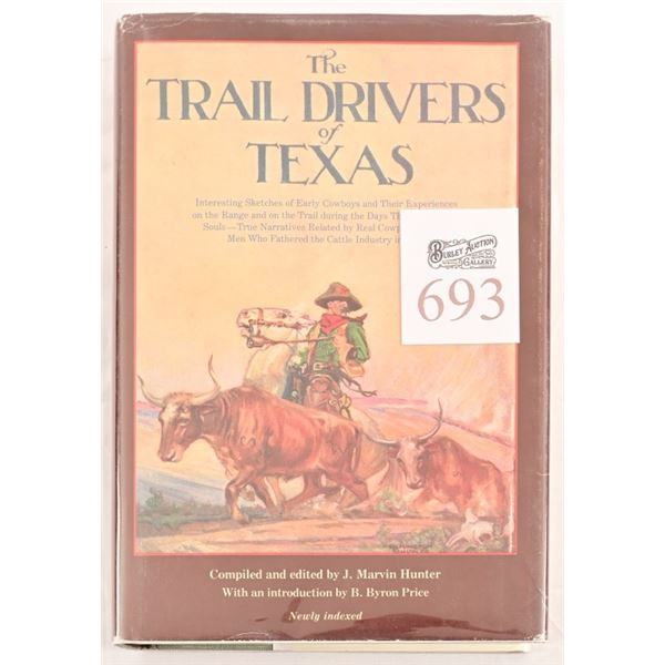 """""""The Trail Drivers of Texas """""""