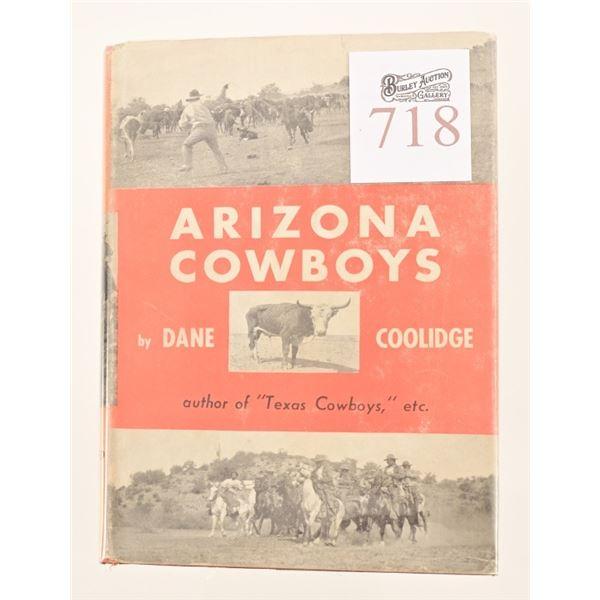 """Arizona Cowboys""by Dane Coolidge"