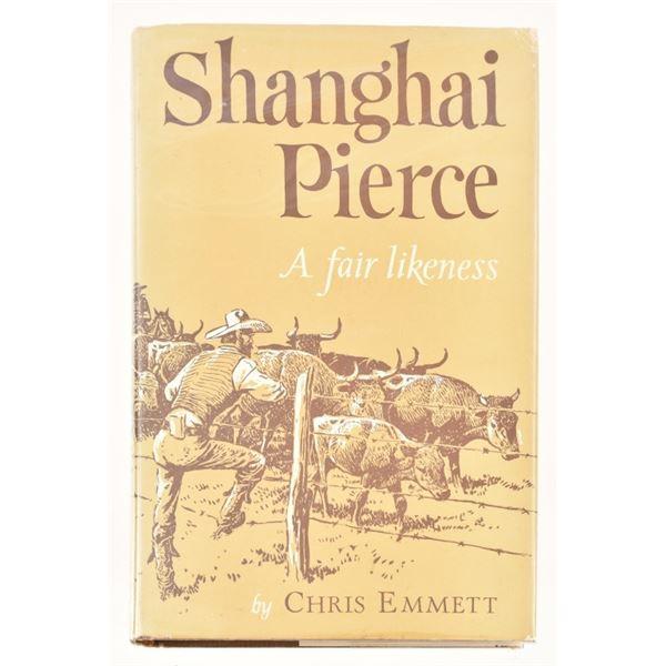 """Shanghai Pierce, A Fair Likeness""by Chris Emmett"
