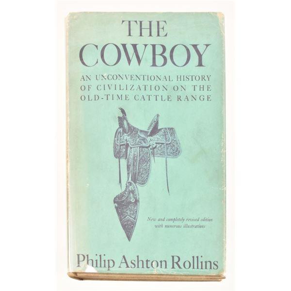 """The Cowboy""by Philip Ashton Rollins"