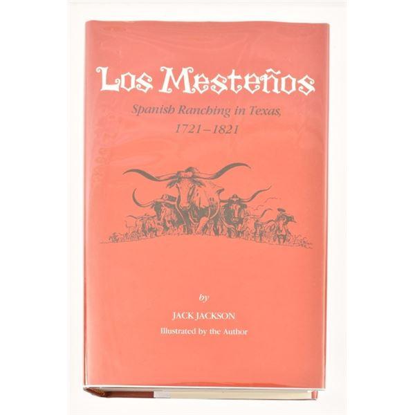 """Los Mestenos"" Spanish Ranching in Texas"