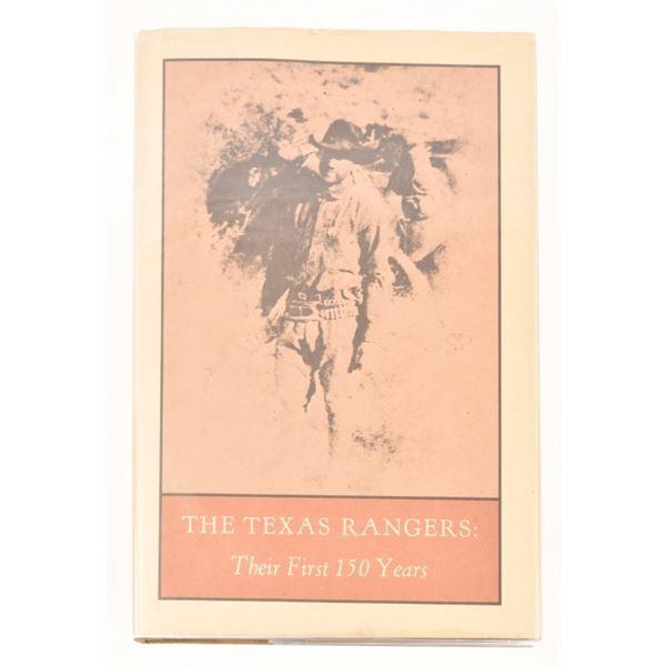 """The Texas Rangers "" by John L. Davis"