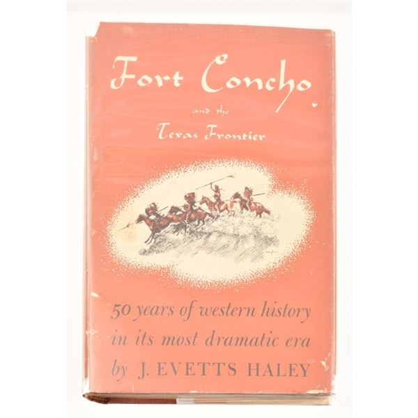 """""""Fort Concho and the Texas Frontier""""by Haley"""