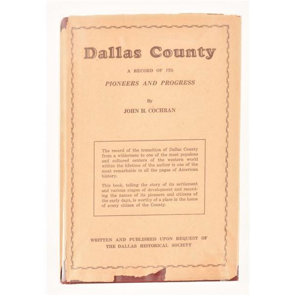 """""""Dallas County"""" by John H. Cochran"""