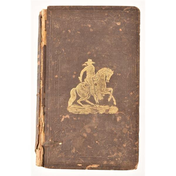"""Commerce of The Prairies"" Vol II by Josiah Gregg"