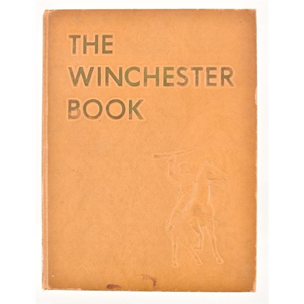 """""""The Winchester Book"""" by George Madis"""
