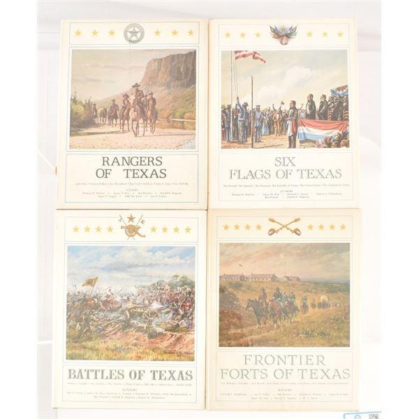 Texian Press Books