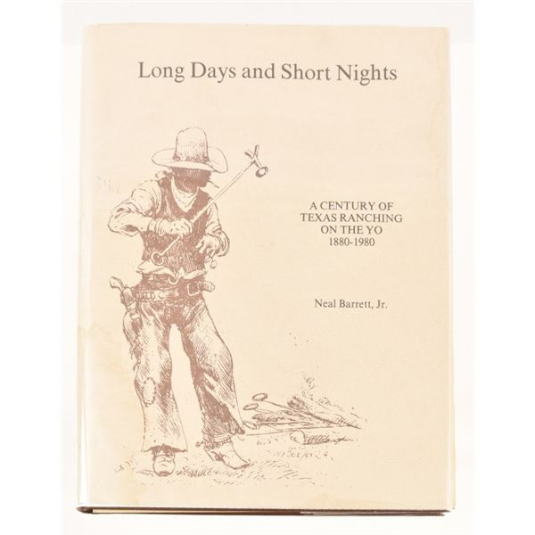 """""""Long Days and Short Nights"""" by Neal Barrett Jr"""