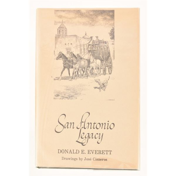 """San Antonio Legacy"" by Donald E. Everette"