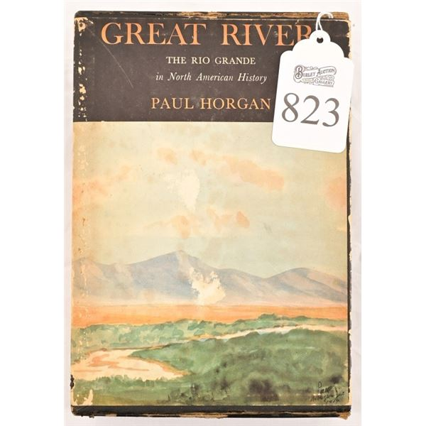 """Set of books 1 and 2 """"Great River"""""""