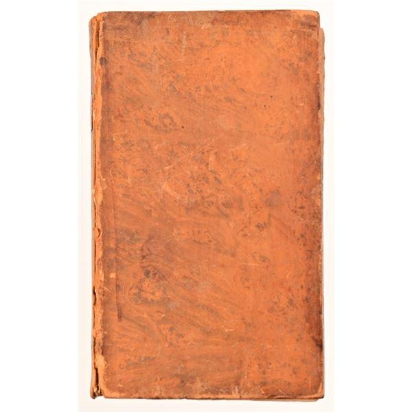 """""""Morse Geography"""" 1790 by Jedidiah Morse"""