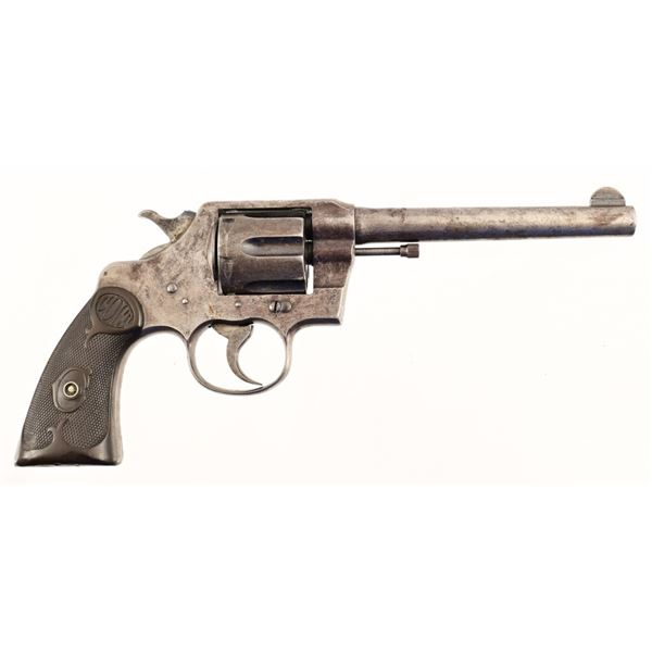Colt Army Special DA .38 Revolver