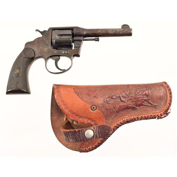 Colt Police Positive 38. Revolver