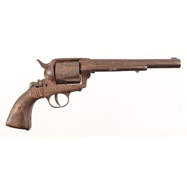 Mexican Colt Copy .44 Revolver