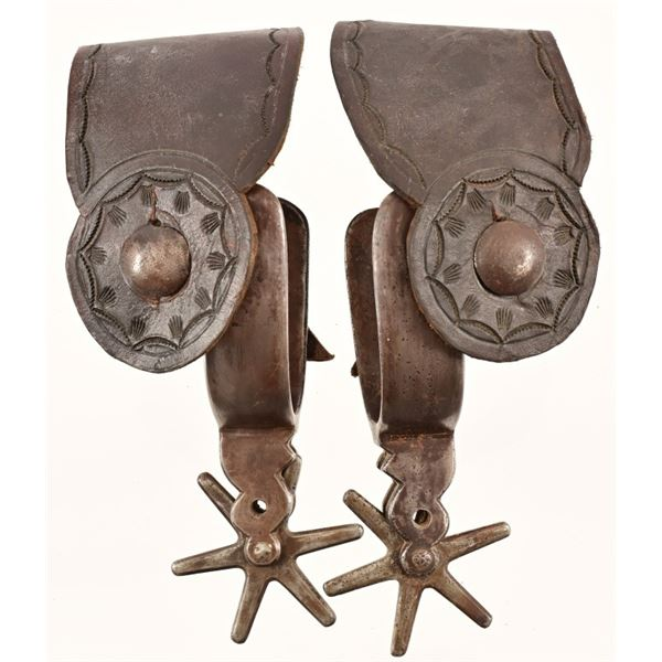 Kelly Bros Marked Chihuahua Spurs