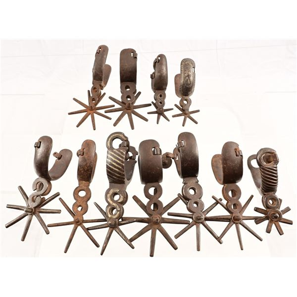 Collection of Single Chihuahua Spurs