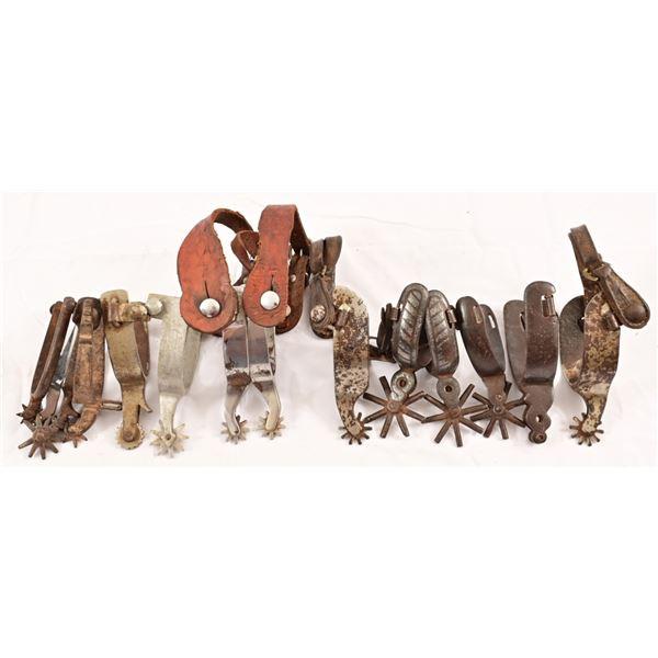 Antique Spur Collection