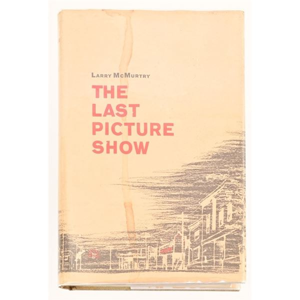 """""""The Last Picture Show"""" By Larry McMurtry"""