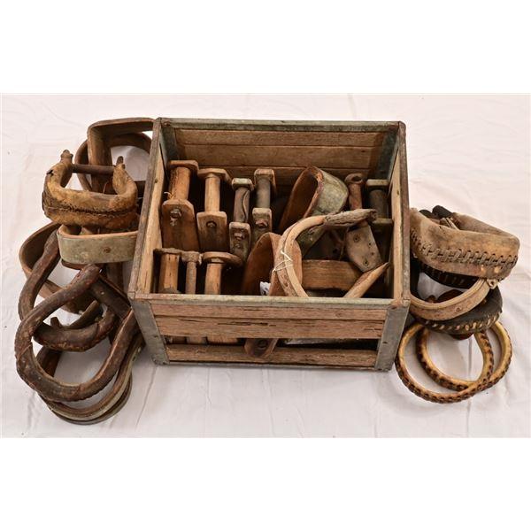Collection of Vintage Stirrups