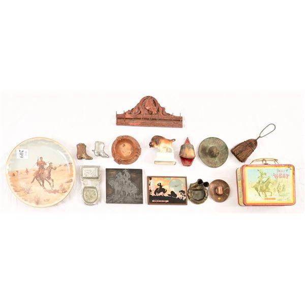 Vintage Western Memorabilia