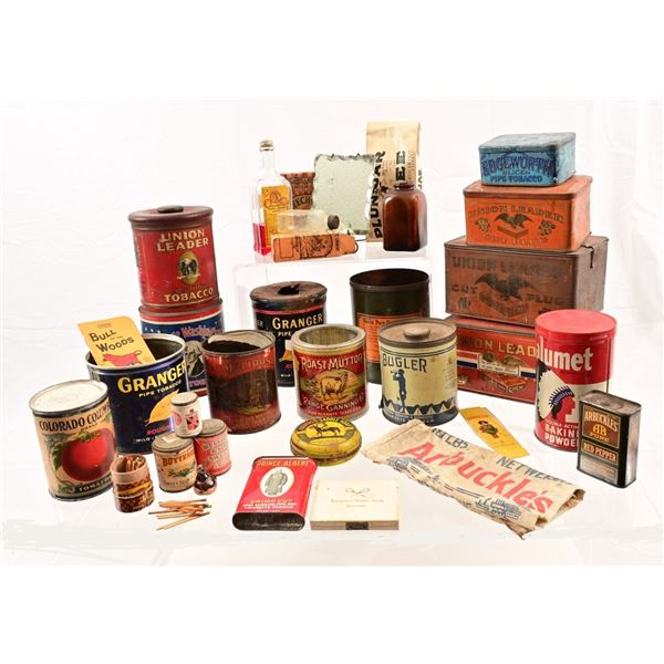 Country Store Can Collection