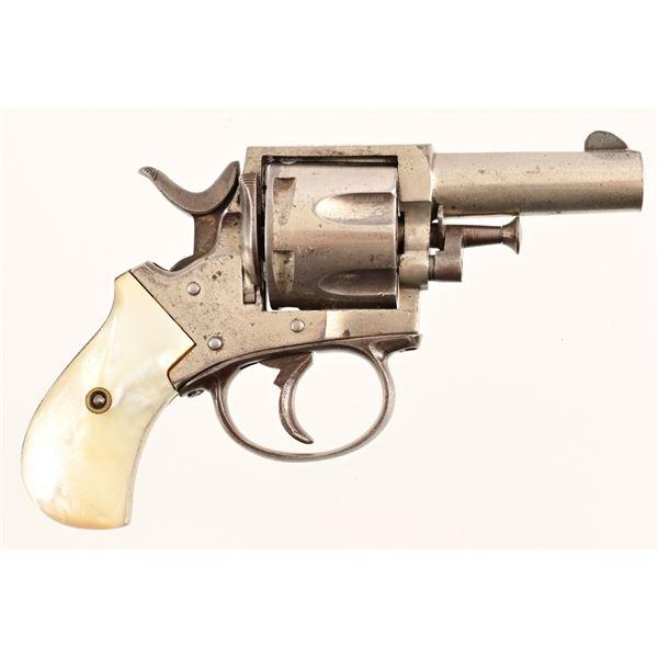"""""""British Bulldog"""" Revolver .38"""