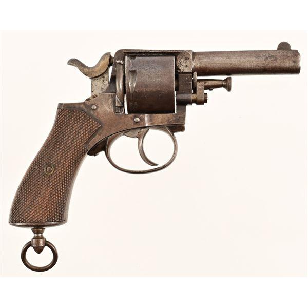 British Constabulary 7 Shot Revolver