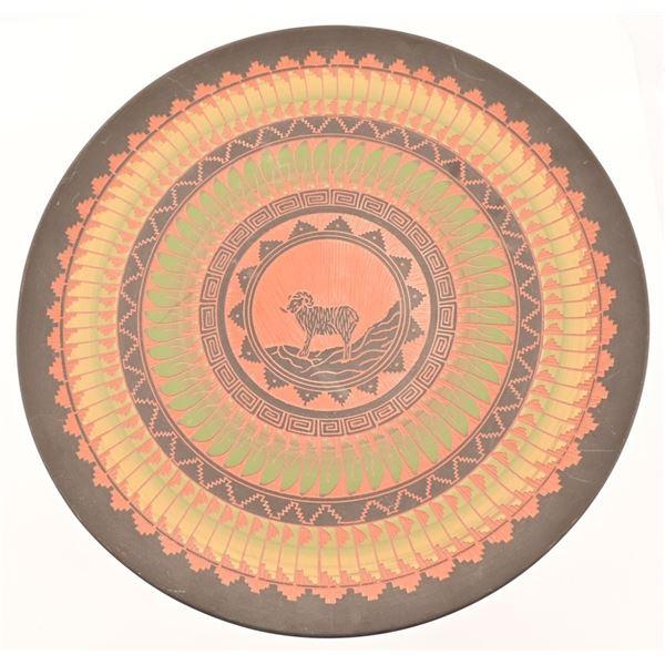Assorted Western Decorator items