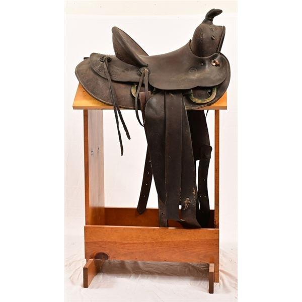 S.D. Meyers Marked Saddle