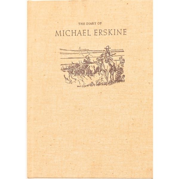 """""""The Diary of Michael Erskine"""" by J. Evetts Haley"""