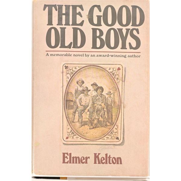 """The Good Old Boys"" by Elmer Kelton"
