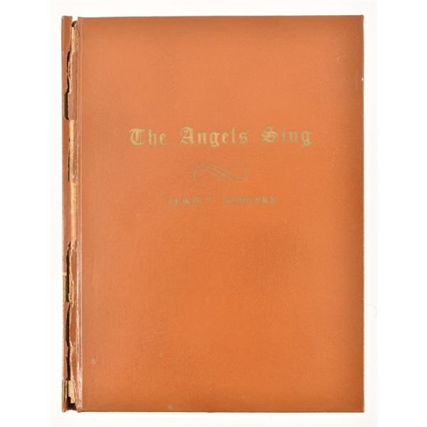 """""""The Angels Sing"""" by Lewis T. Nordyke"""