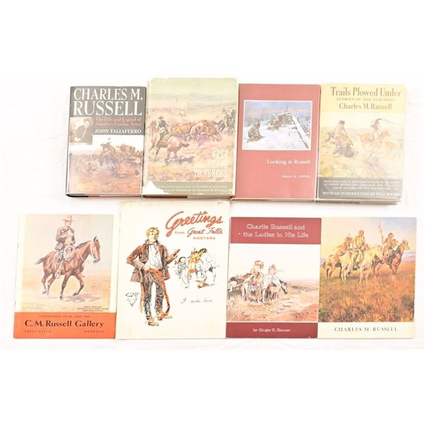 Charlie Russell Literature Collection