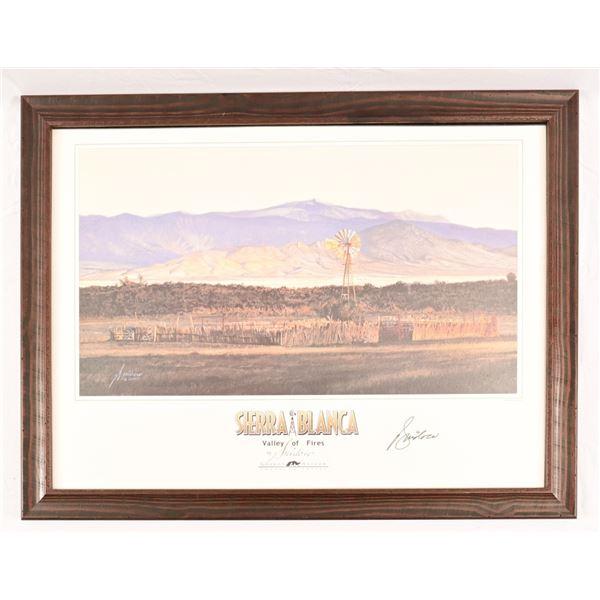 """""""Sierra Blanca"""" by Gordon Snidow"""