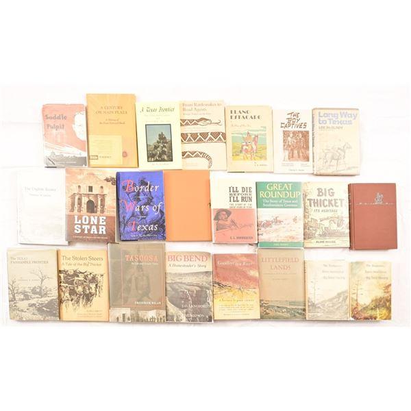 Texas Book Collection (23)