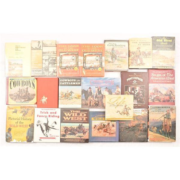 Cowboy Collector Books (20)