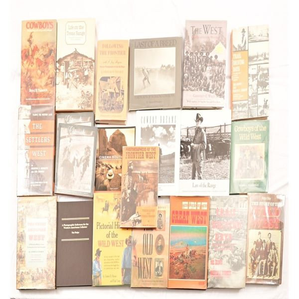 (21) Western Pictorial Books