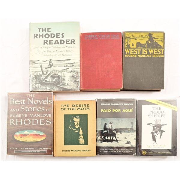 Eugene Manlove Rhodes Collection