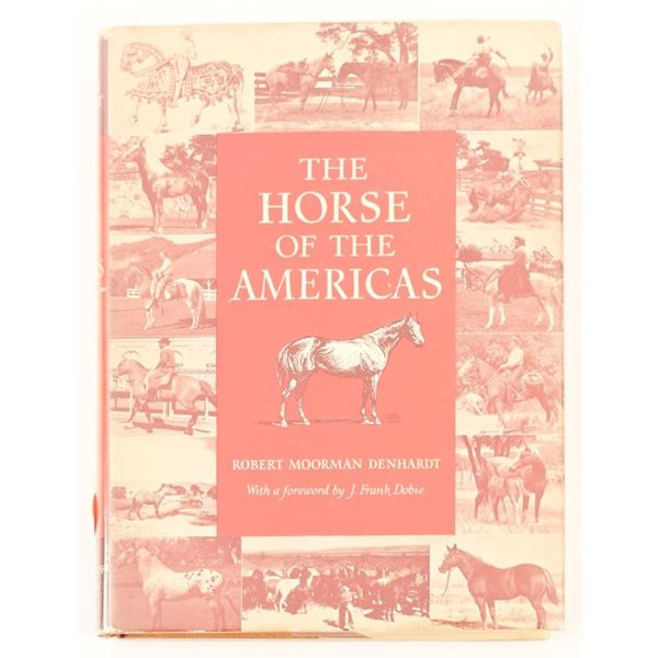 """""""The Horse Of The Americas"""" by Robert Denhardt"""