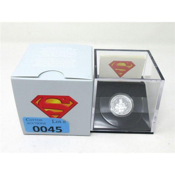 2013 Canada .9999 Silver $10Coin