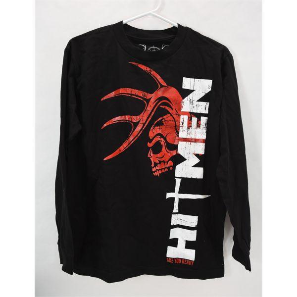 Hitmen Logo Men's T-Shirts